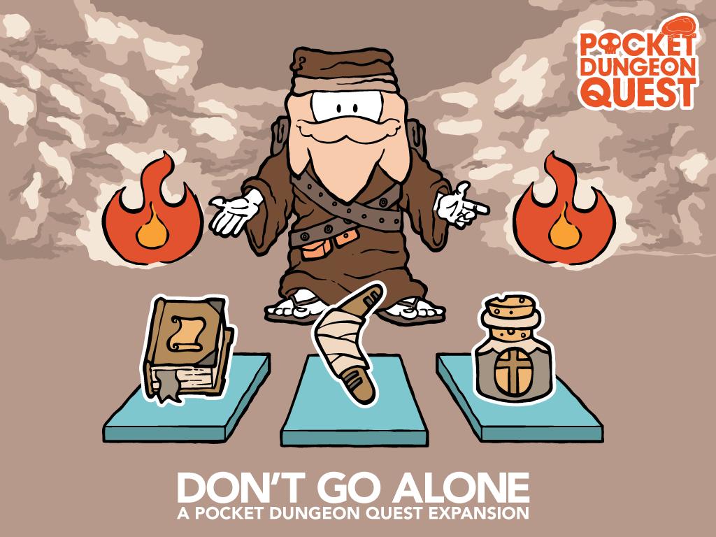 Don't Go Alone cover art