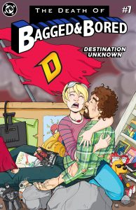Bagged and Bored Ep7 based on The Death of Superman