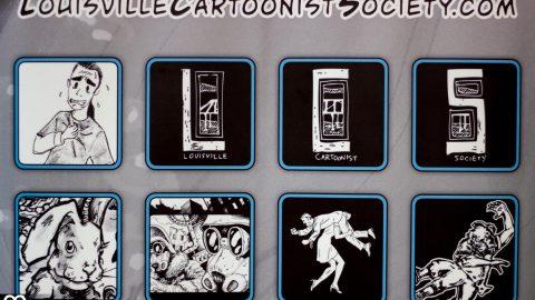 Episode 21 – Louisville Cartoonist Society