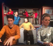 Phasers Set to Hilarious at Alley Theater