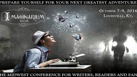Imaginarium Convention, Oct 7-9