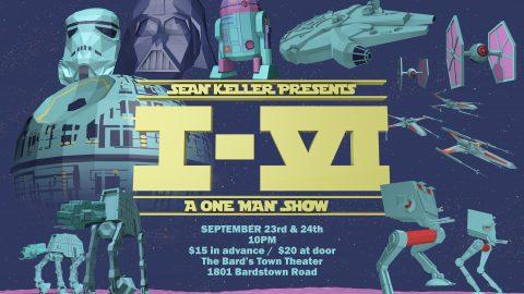 I-VI: A One-Man Show